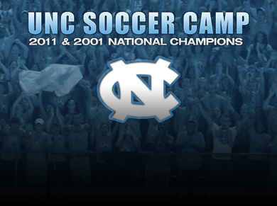 UNC Soccer Camp